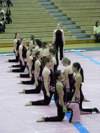 2012 Black Guard Gilbert Show