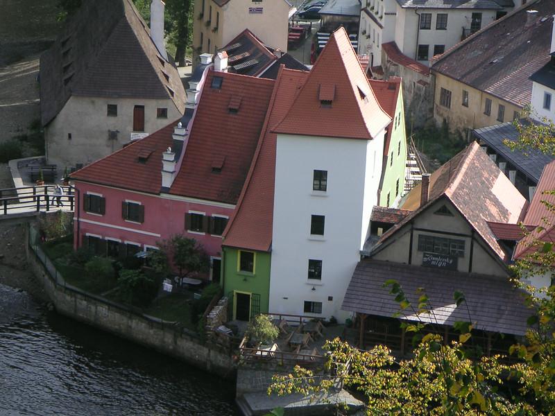 12 Multicoloured House.JPG