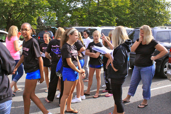 19 August - Cheer Camp Drop Off