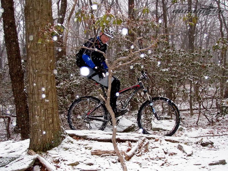 Rick Anderson - fresh snow