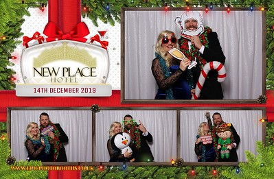 New Place Hotel - Arden Suite Christmas Party - Saturday 14th December 2019