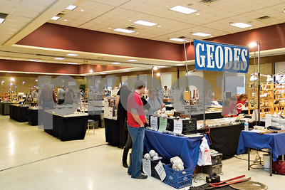 01/25/2013 East Texas Gem and Mineral Show by Shannon Wilson