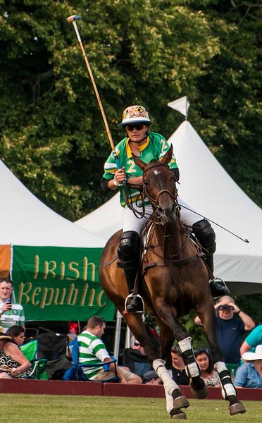 Ireland vs USA Polo