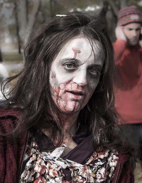 2013 Tread of the Undead Zombie 5K
