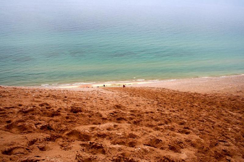 sleeping bear dunes in visit michigan