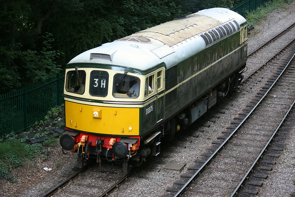 33057 - West Somerset Railway, 4th July 2014