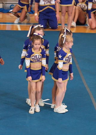 Cheer Zone Minis Squad