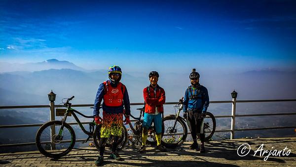 Nagarkot Nepal Dec 2017