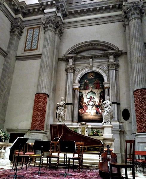 Chieza di San Vidal