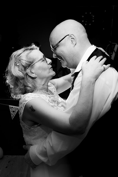 Jackie & Terry Wedding