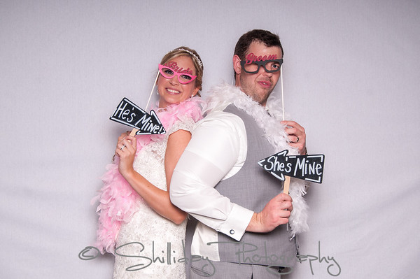 Courtney and Kevin - Photobooth