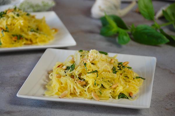 GG Spaghetti Squash & Sweet Potato Rotini