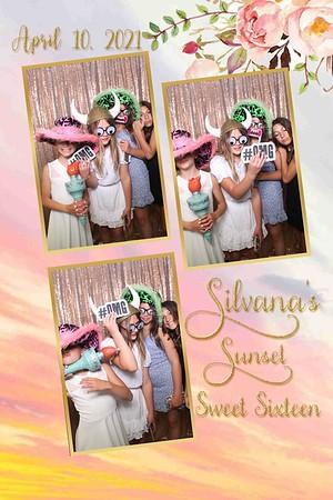 Silvanna Sweet 16  - 4 10 21