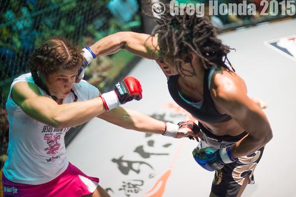 Bryanna Fissori vs Nicole Upshow