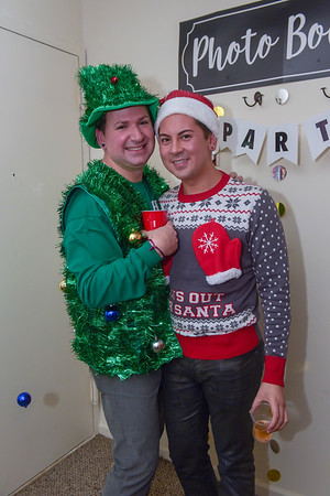 Rimi-McGuire Ugly Sweater Party 2018