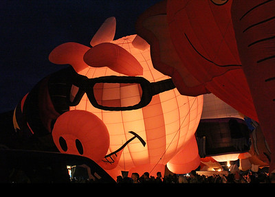 Balloon Fiesta - Evening Programs