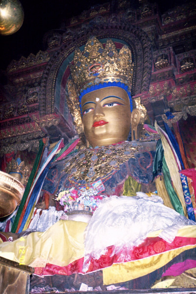 12-Tashi Lhunpo Monastery - Shigatse