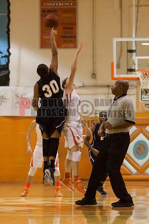 Lake Nona Lions @ Boone Braves Girls Varsity Basketball - 2014