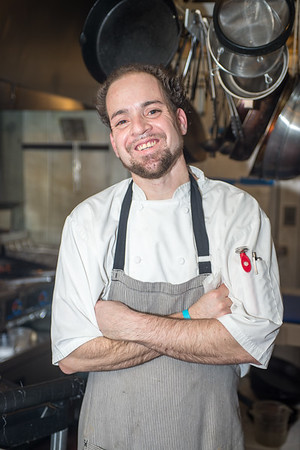 Chef Jimmy Sanabria