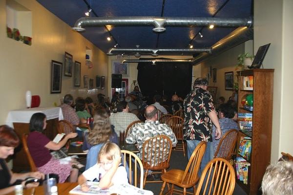 BOULEVARD PLACE CAFE