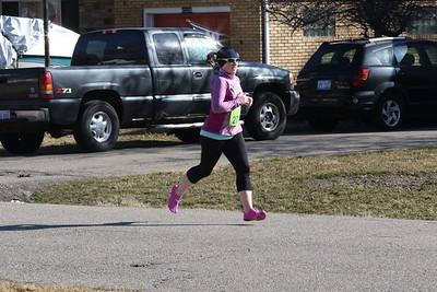 Wave 2, 3, 4 Finish - 2021 Bill Roney Memorial 5K Run