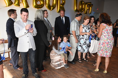 Officials welcome Arbor Loft to downtown. 7/25/2016