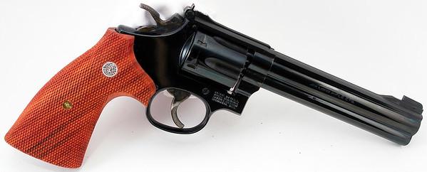 S&W 17-6 (six-inch)