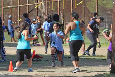 2014 September Fitness Challenge Alondra