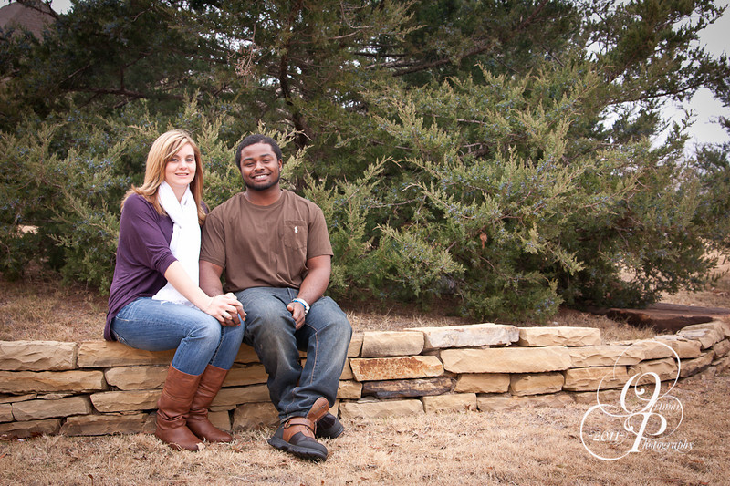 Airon and Lindsey Winter 2012