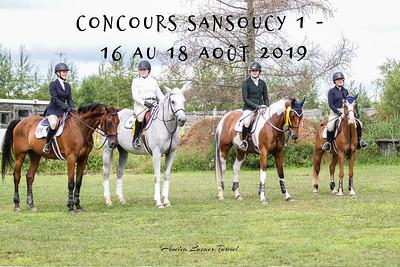 Équitation Sansoucy Show 2