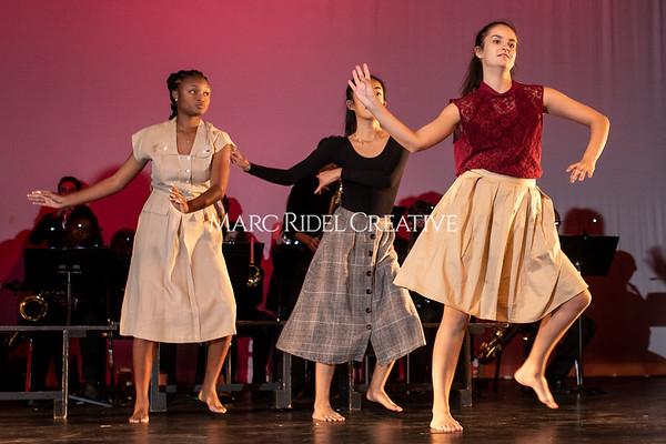Broughton dance fusion dance rehearsal. November 15, 2019. D4S_0911