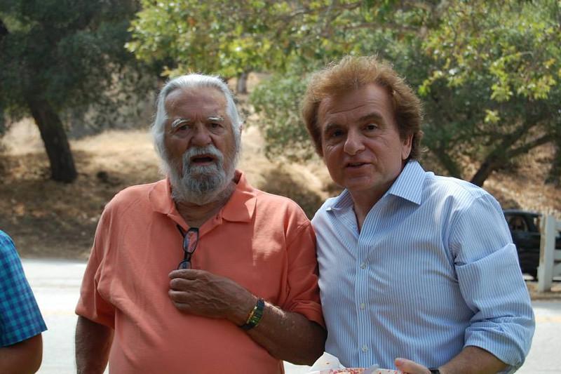 Jerry King & Arthur (Tcher) Kezian