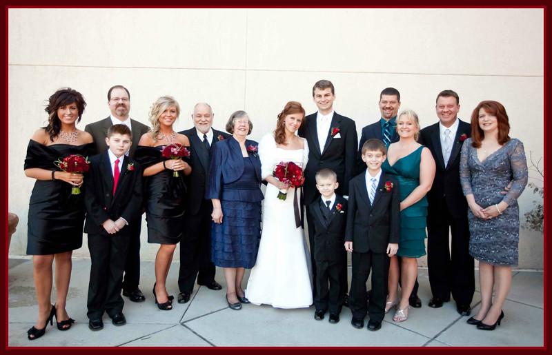 Krista & Justin's Wedding 2012