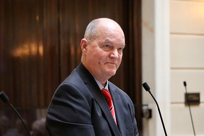 Senator Ralph Okerlund