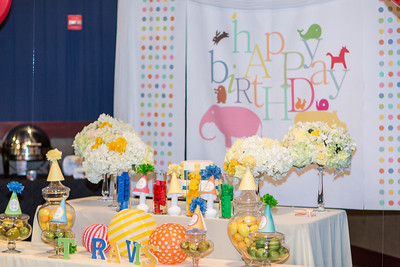 Travis Noh 1st Birthday 9.8.2012