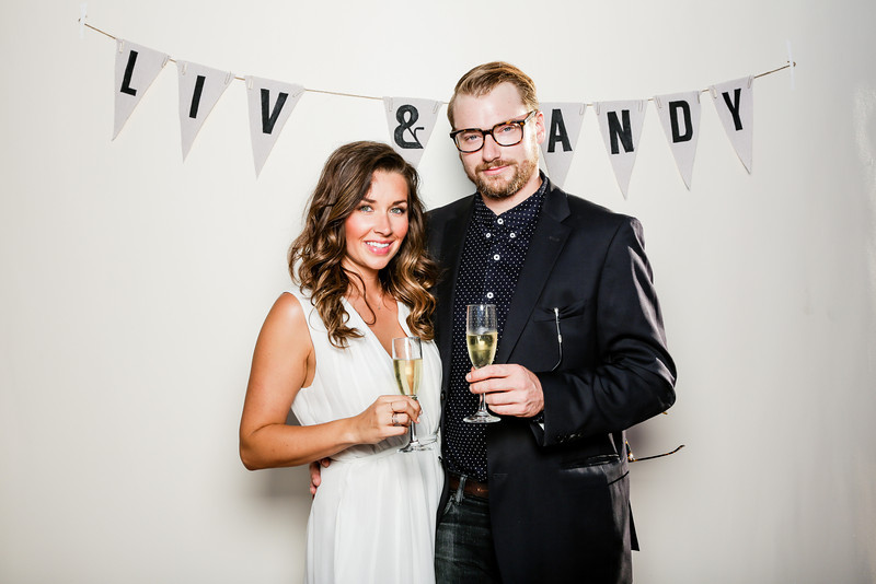 Liv and Andy's Engagement Party!