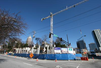 Yates Construction Site