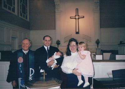 1997-09 Katie Baptism