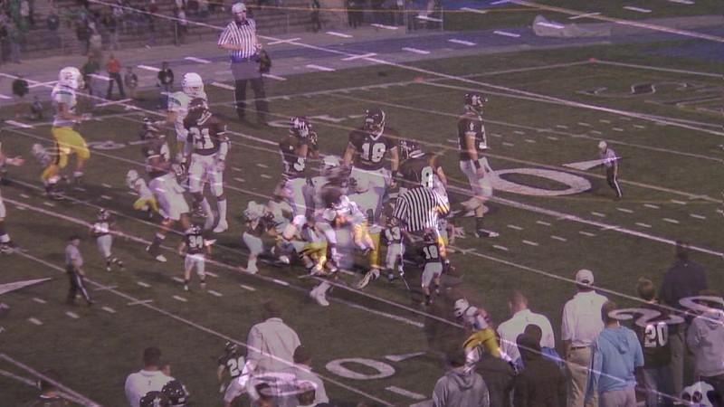 2010 JCA Varsity Game 2 vs Providence