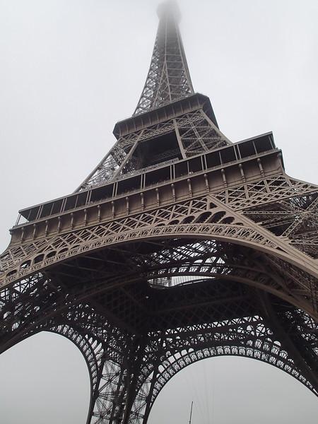 Paris, France: Eiffel Tower, Arc de Triomphe, Louve, Sainte Chapelle - June 2016