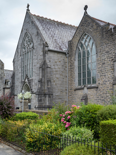 Trinitarian Abbey, Adare, County Limerick, Republic of Ireland