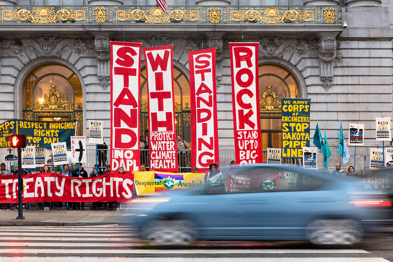20161115 - 974C6590 -#noDAPL Standing with Standing Rick Day of Action San Francisco - photographed by Sam Breach 2016 - 2048 short edge.jpg