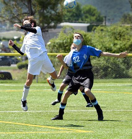 Timber's Soccer