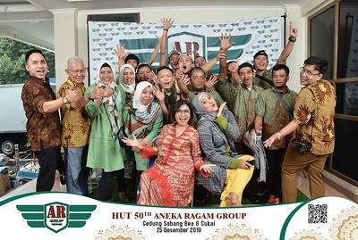 191225 | HUT 50th Aneka Ragam Grup