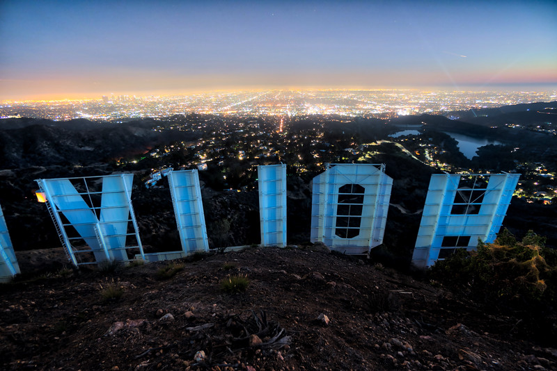 Exploring the Hollywood Sign