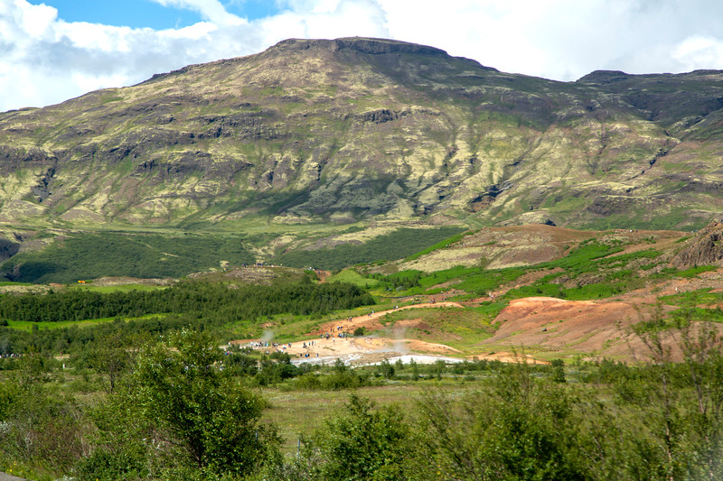 Geysir (Icelandic spelling) Hot Spring area