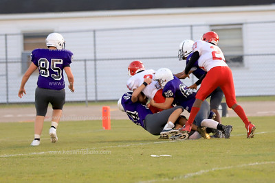 West Bladen 19 Redsorings jv football