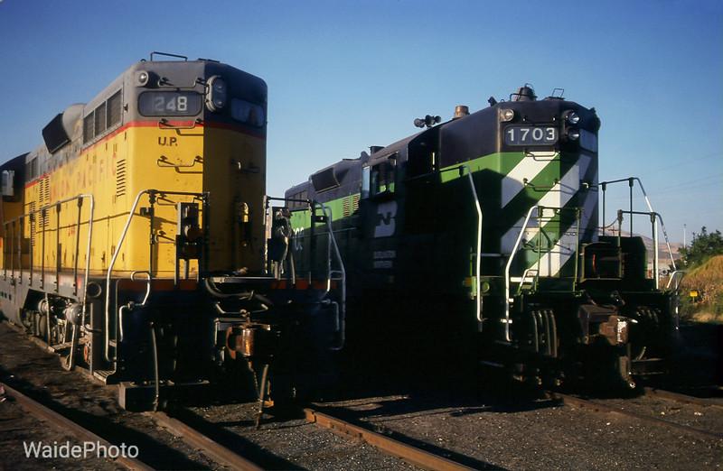 Lewiston, Idaho 1978.