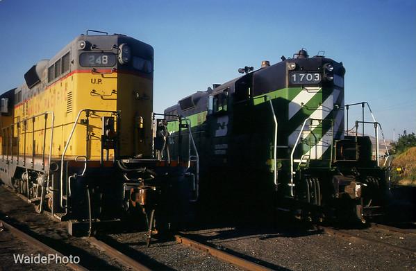 Camas Prairie Railroad