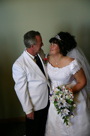 Spivey Wedding